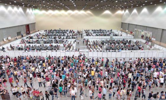 O real eleitorado de Fortaleza