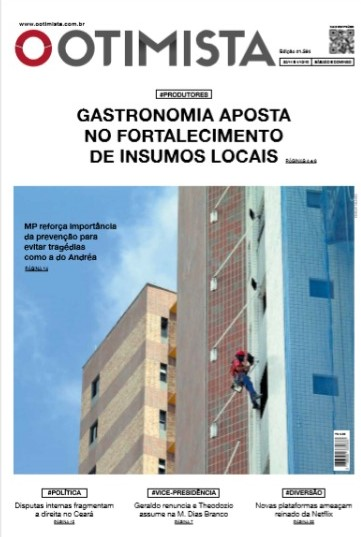Jornal O Otimista - Versão impressa de 30/11/2019 e 1/12/2019
