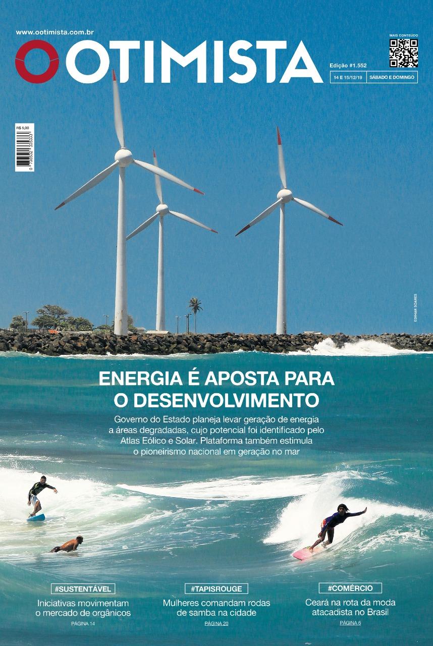 O Otimista - Edição impressa de 14 e 15/12/2019