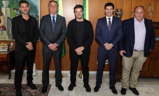 Bolsonaro vai apoiar cidade sustentável do grupo Be-Nômade e escritório de arquitetura BIG