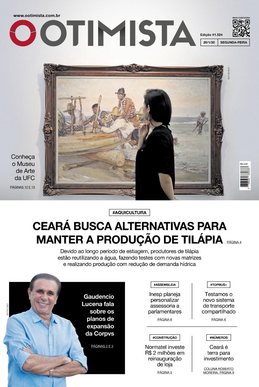 O Otimista – edição impressa de 20/01/2020