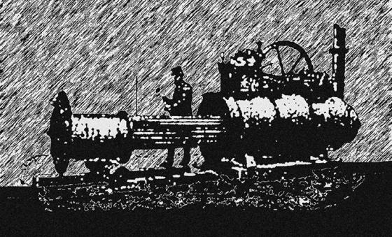 Caldeira da fábrica de doce – Totonho Laprovitera