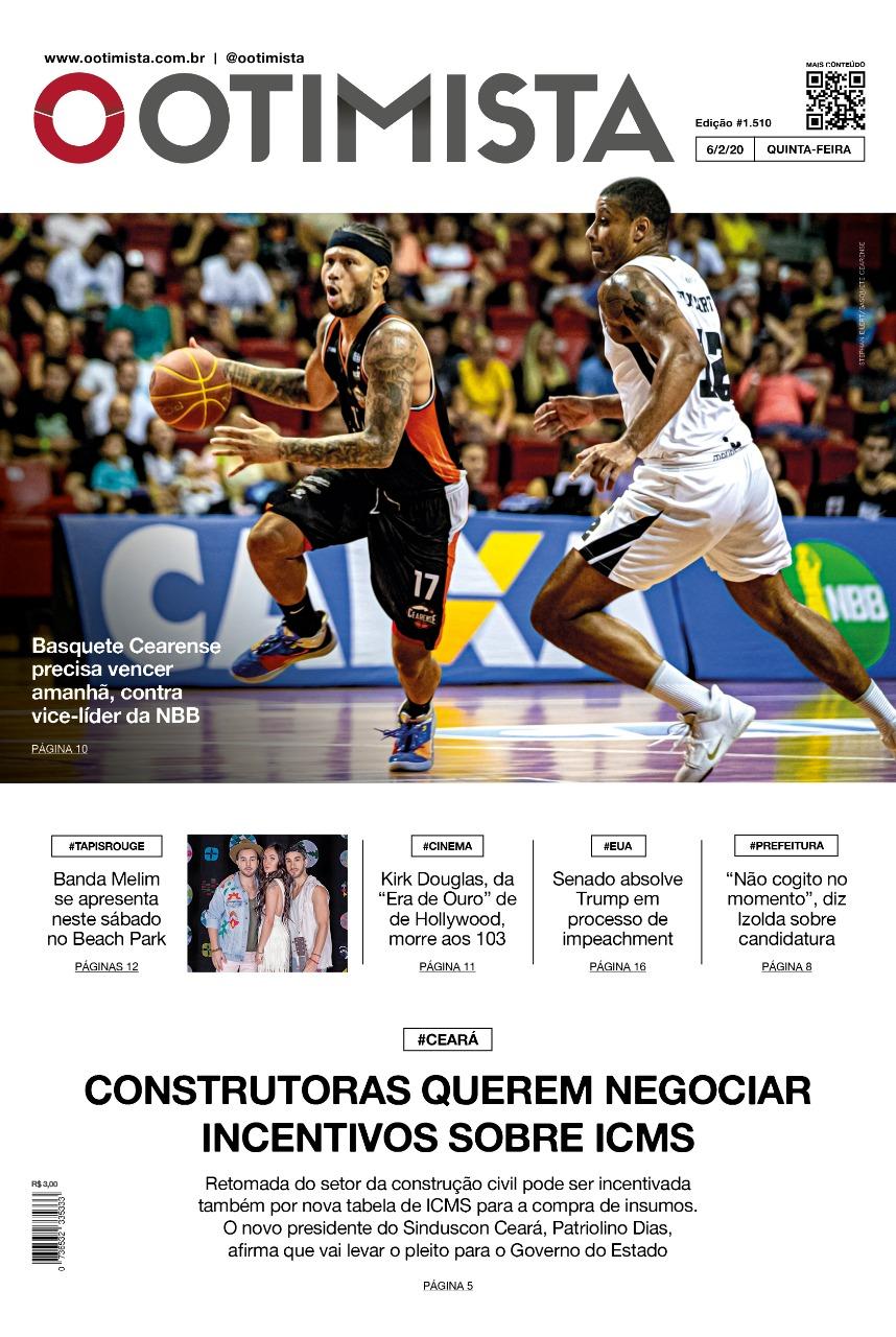 O Otimista - Edição impressa 06/02/2020