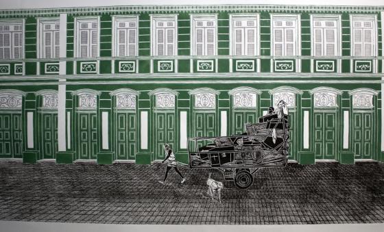 Diego Sann – a destituição como paisagem