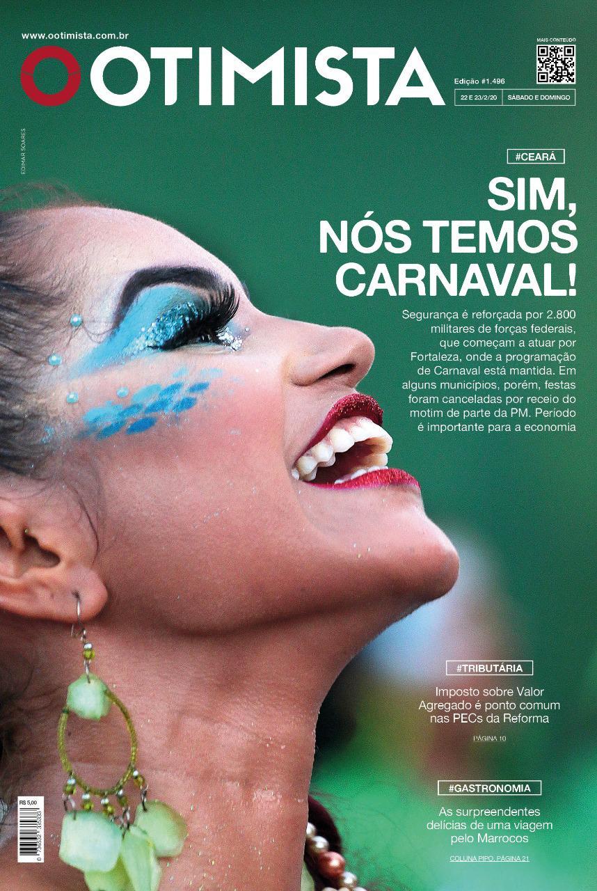 O Otimista – Edição impressa de 22/02/2020