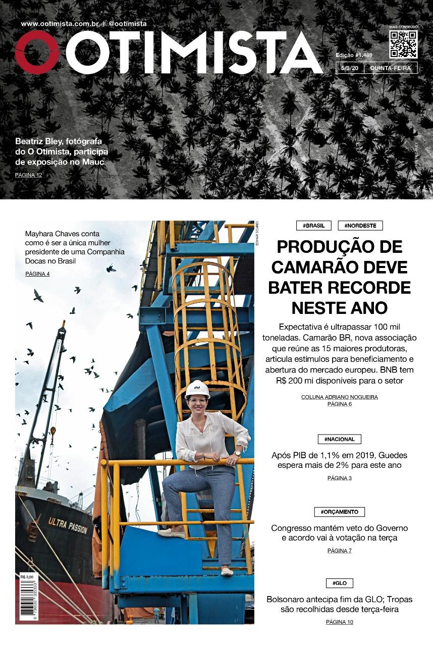 O Otimista - Edição impressa de 05/03/2020