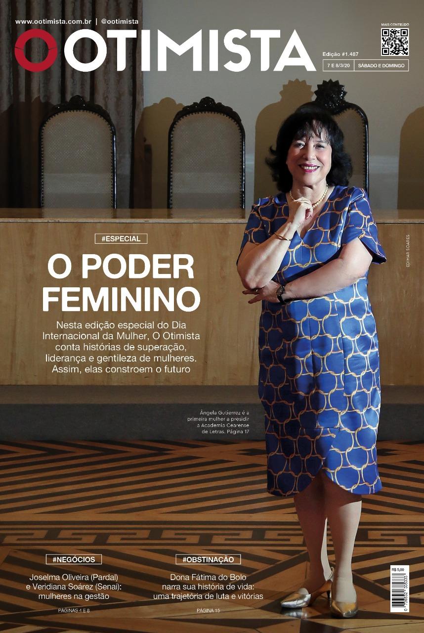 O Otimista - Edição impressa de 07 a 08/03/2020