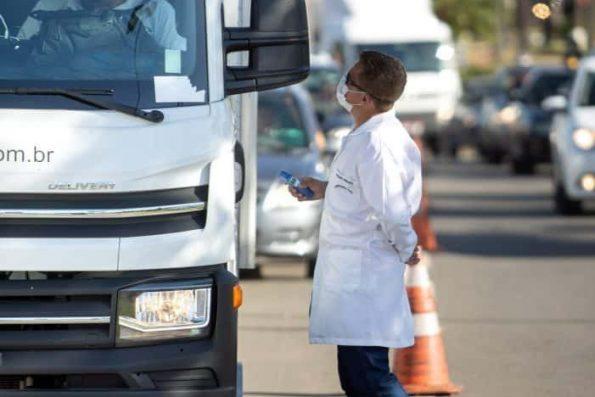 Governo do Estado libera funcionamento de comércios nas rodovias para suporte de logística