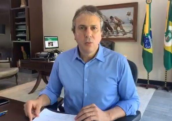 Camilo Santana avalia decretar estado de calamidade pública no Ceará