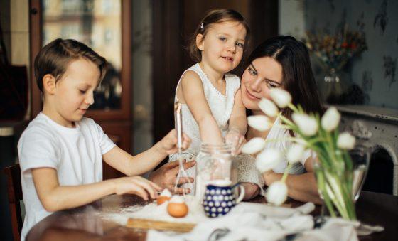 Todo dia é das mães – ainda mais na quarentena!