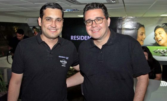 Hard Rock Cafe Fortaleza é o que mais vendepor delivery no mundo