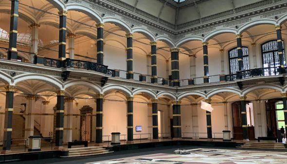 Uma visita ao museu e o novo normal – Aldonso Palácio