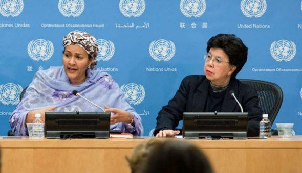 Autoridades da ONU reúnem-se hoje para fortalecer apoio a países em desenvolvimento