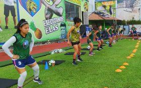 Mesmo com oito jogadoras infectadas, equipe volta a treinos em Manaus