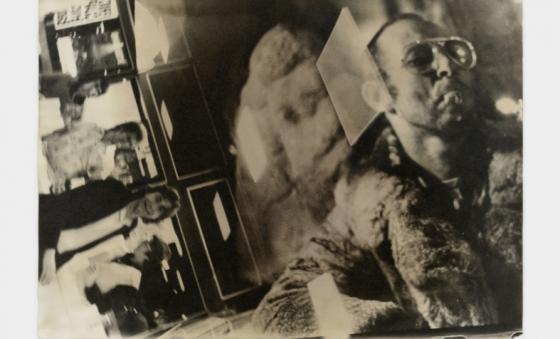 O baú de fotografias de Sigmar Polke – Aldonso Palácio