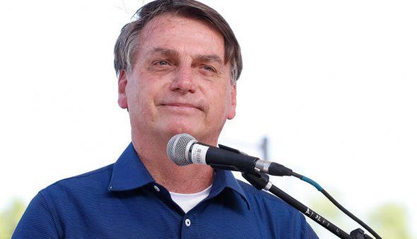 Bolsonaro tem a melhor aprovação desde o início do mandato, diz Datafolha