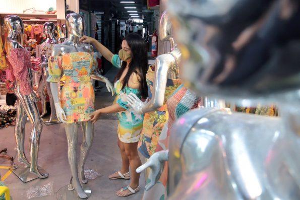 Comércio varejista cearense apresenta a 3ª maior alta no Brasil, com 29,3%