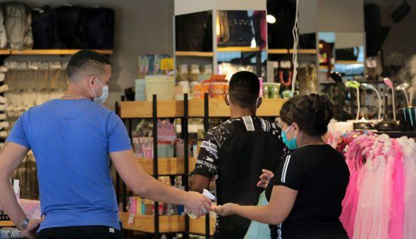 Lojas do Centro e dos shoppings abrirão no feriado de Nossa Senhora da Assunção